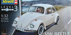 VW Beetle von Revell in 1:32