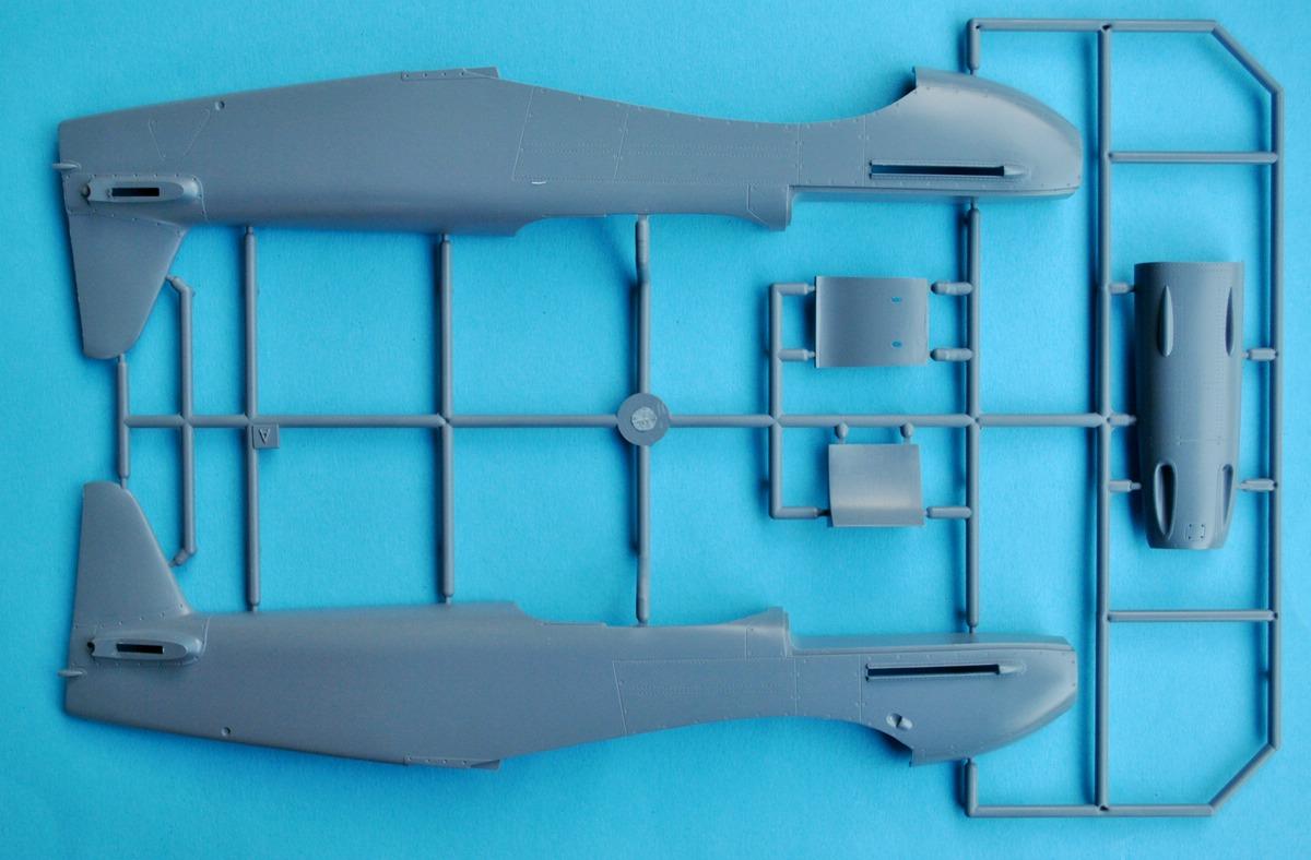 Special-Hobby-SH-32067-Yak-3-Normandie-Niemen-24 Yakovlev Yak-3 Normandie-Niemen von Special Hobby ( SH 32067 )
