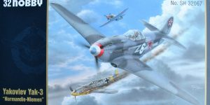 Yakovlev Yak-3 Normandie-Niemen von Special Hobby ( SH 32067 )