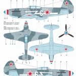 Special-Hobby-SH-32067-Yak-3-Normandie-Niemen-62-150x150 Yakovlev Yak-3 Normandie-Niemen von Special Hobby ( SH 32067 )
