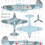 Special-Hobby-SH-32067-Yak-3-Normandie-Niemen-63-150x150 Yakovlev Yak-3 Normandie-Niemen von Special Hobby ( SH 32067 )