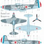 Special-Hobby-SH-32067-Yak-3-Normandie-Niemen-65-150x150 Yakovlev Yak-3 Normandie-Niemen von Special Hobby ( SH 32067 )
