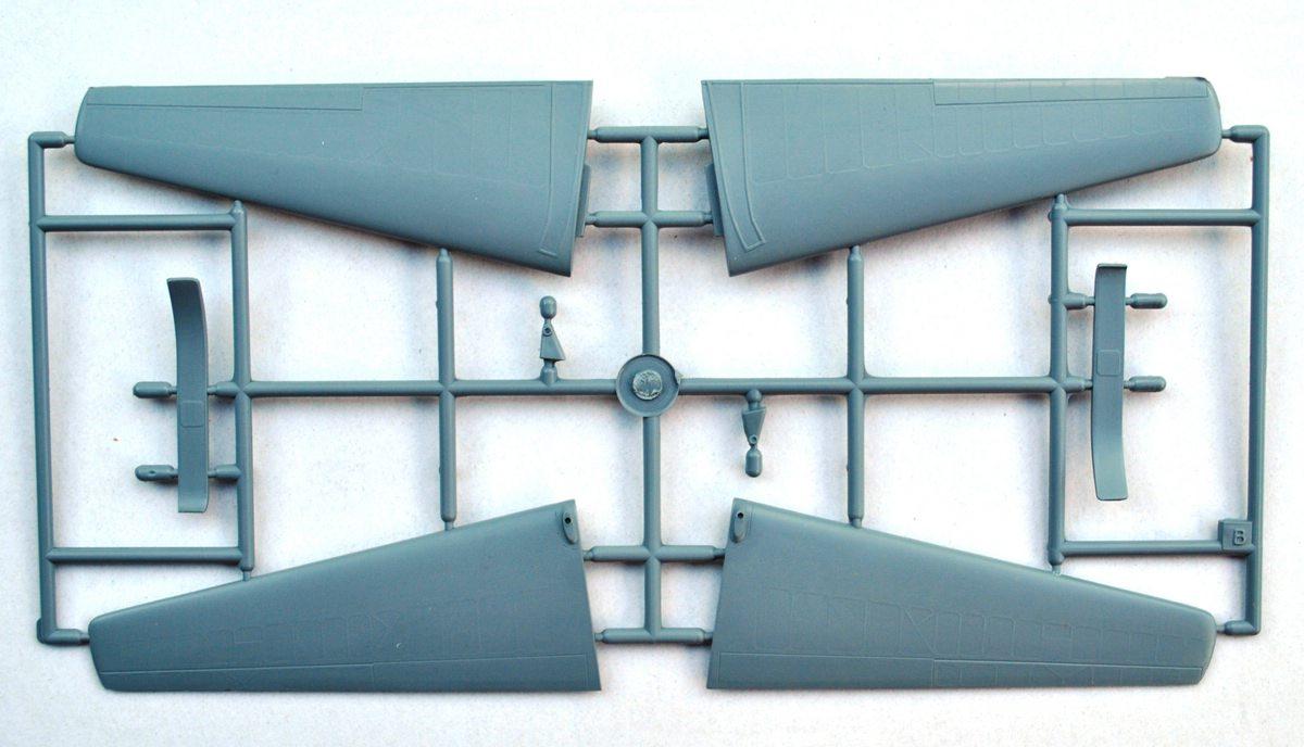 SpecialHobby-SH-48120-Bücker-Bü-181-Bestmann-1 Bücker Bü 181 Bestmann im Maßstab 1:48 Special Hobby SH 48120