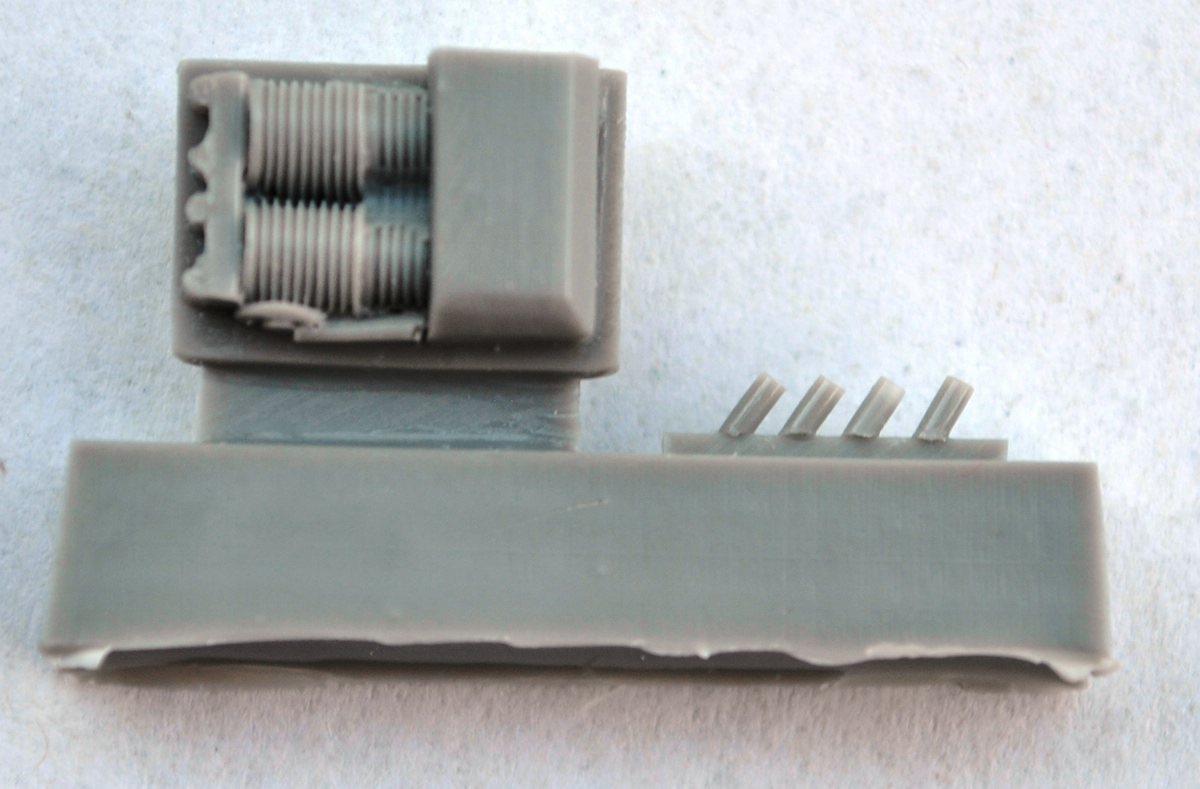 SpecialHobby-SH-48120-Bücker-Bü-181-Bestmann-17 Bücker Bü 181 Bestmann im Maßstab 1:48 Special Hobby SH 48120