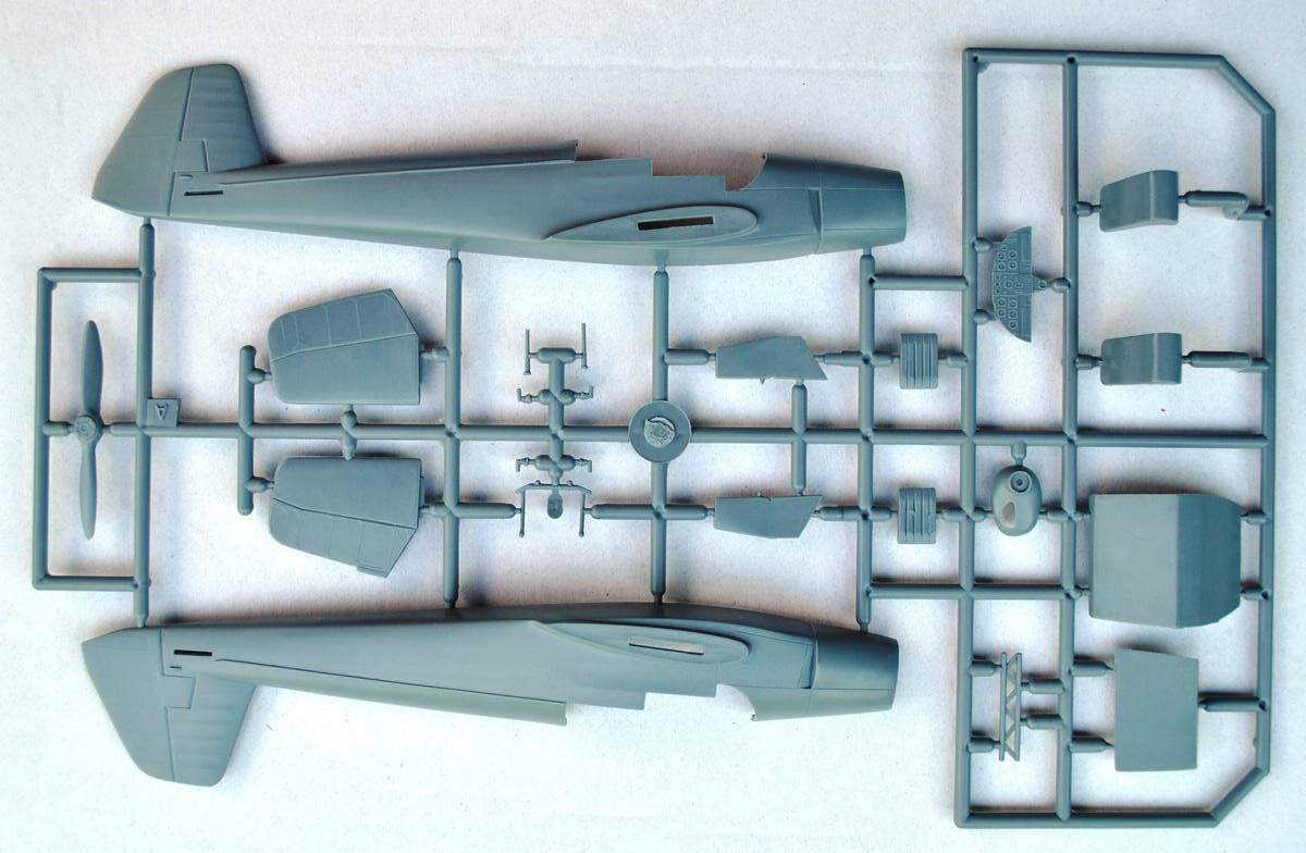 SpecialHobby-SH-48120-Bücker-Bü-181-Bestmann-4 Bücker Bü 181 Bestmann im Maßstab 1:48 Special Hobby SH 48120
