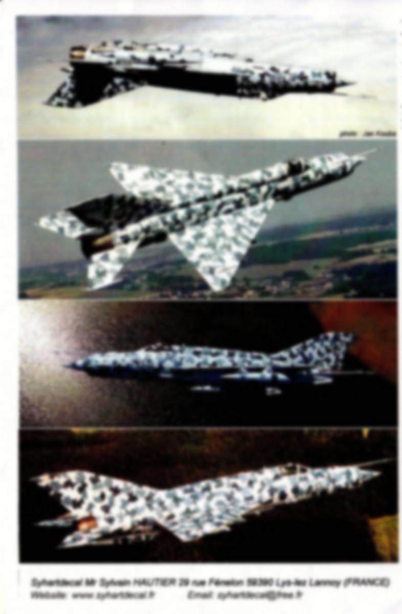 Syhart-144-074-MiG-21-Czech-Splinter-Camo-4 Decals MiG-21 Splinter Camo von Syhart 144-074