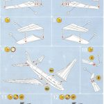 "7-150x150 Boeing 747-400 ""Ed Force One"" 1:144 Revell (#04950)"