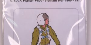 U.S.A.F. Fighter Pilot Vietnam War – aerobonus – 1/48 — #480 085
