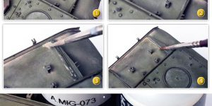 Quick Tip: Washes mit Ammo by Mig Acrylfarben