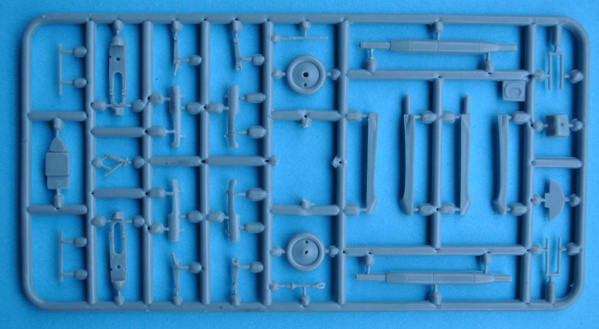Avis-BX-72025-Grigorovich-IP-1-8 Grigorovich IP-1 im Maßstab 1:72 von Avis ( BX 72025 )