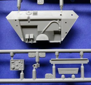 "DSC04664-300x280 Sd.Kfz.251/1 Ausf.B ""Stuka zu Fuß"". Revell 03248."