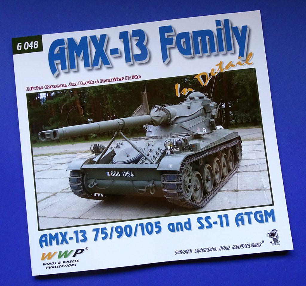 DSC04723-1024x955 French Light Tank AMX-13/105. Takom 2062.