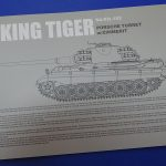 DSC04860-150x150 King Tiger Sd.Kfz.182 Porsche Turret with Zimmerit. Takom 2046.