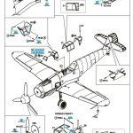 Eduard-82114-Bf-109-F-4-Profipack-59-150x150 Bf 109 F-4 ProfiPack von Eduard # 82114