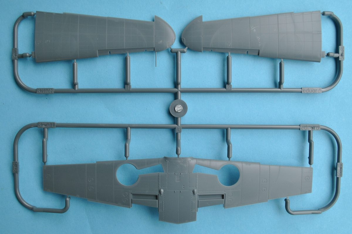 Eduard-82114-Bf-109-F-4-Profipack-9 Bf 109 F-4 ProfiPack von Eduard # 82114