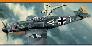 Bf 109 F-4 ProfiPack von Eduard # 82114