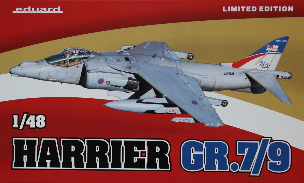 Eduard_Harrier_Limited_054 Harrier GR.7/9 - Eduard 1/48 --- #1166