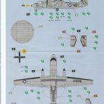 Revell-03945-Grumman-E-2C-Hawkeye-8-150x150 Grumman E-2C Hawkeye von Revell im Maßstab 1:144 ( 3945 )