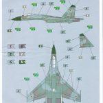 Revell-03948-Su-27-Flanker-1zu144-9-150x150 Suchoi Su-27 Flanker in 1:144 von Revell # 03948