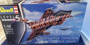 "Eurofighter Typhoon ""Bronze Tiger"" (Revell 1:48 # 03949)"