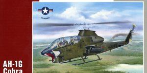 AH-1G Cobra – Special Hobby – 1/72 – #SP72280
