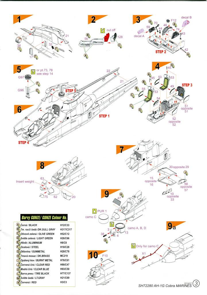 SH_AH-1G_48 AH-1G Cobra - Special Hobby - 1/72 - #SP72280