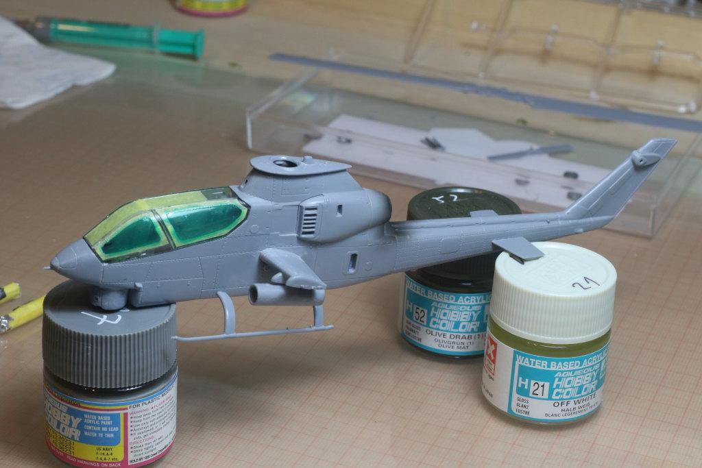 SpecialHobby_AH-1G_02 Galeriebeitrag - AH-1G Cobra - Special Hobby - 1/72