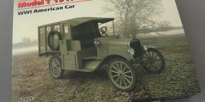 Model T 1917 Ambulance ICM 1:35 (35661)