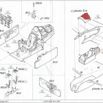10-150x150 Eduard Brassin P-38F Cockpit for Academy Kit 1:48 (648277)