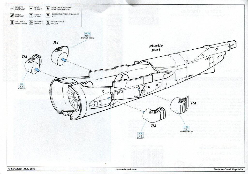 Eduard_Harrier_Exhaust_06 Zubehör zur Eduard / Hasegawa Harrier Gr.7/9 - 1/48