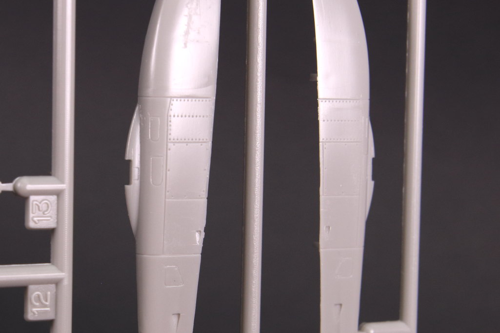 Eduard_Harrier_Limited_008 Harrier GR.7/9 - Eduard 1/48 --- #1166