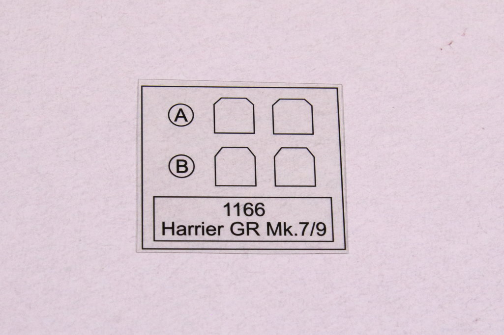 Eduard_Harrier_Limited_052 Harrier GR.7/9 - Eduard 1/48 --- #1166