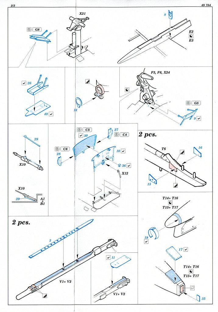 Eduard_Harrier_Upgrade_05 Zubehör zur Eduard / Hasegawa Harrier Gr.7/9 - 1/48