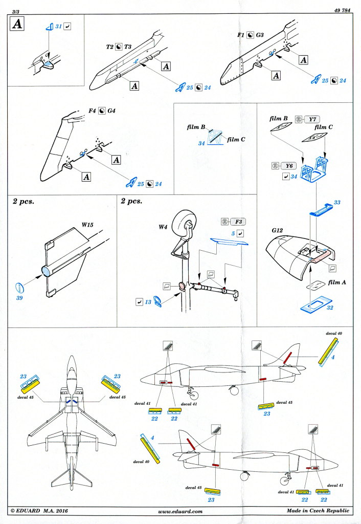 Eduard_Harrier_Upgrade_07 Zubehör zur Eduard / Hasegawa Harrier Gr.7/9 - 1/48