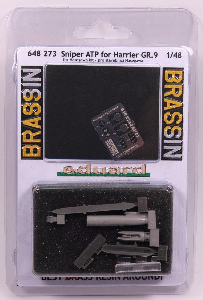Eduard_Sniper_ATP_12 Zubehör zur Eduard / Hasegawa Harrier Gr.7/9 - 1/48