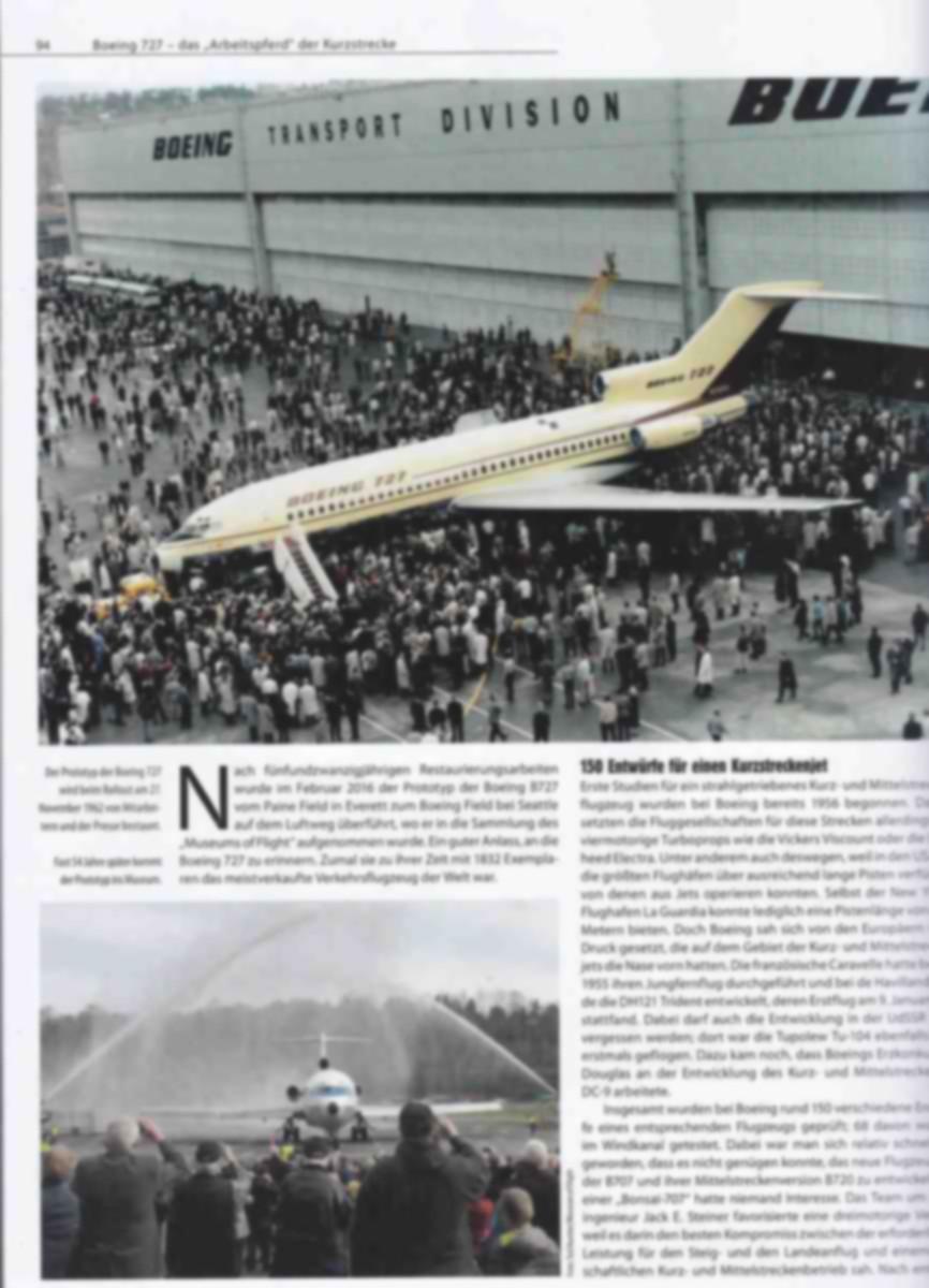 FliegerRevue-X-Heft-59-Boeing-727-2 FliegerRevue X - Rollout der Boeing 727