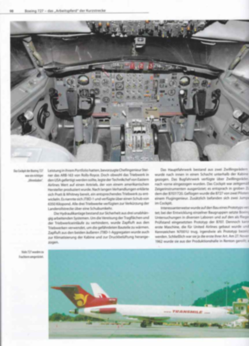 FliegerRevue-X-Heft-59-Boeing-727-3 FliegerRevue X - Rollout der Boeing 727