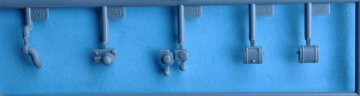 HobbyBoss-81747-FW-190-V18-1 FW 190 V18 von Hobby Boss im Maßstab 1:48 (# 81747 )