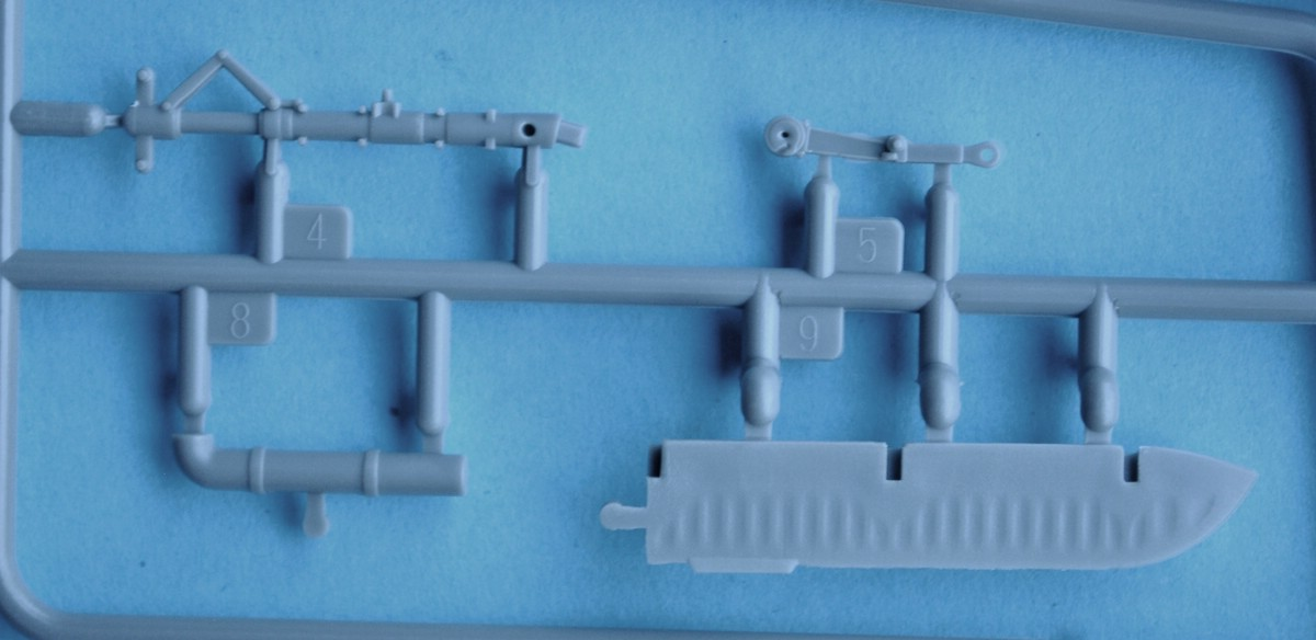 HobbyBoss-81747-FW-190-V18-21 FW 190 V18 von Hobby Boss im Maßstab 1:48 (# 81747 )