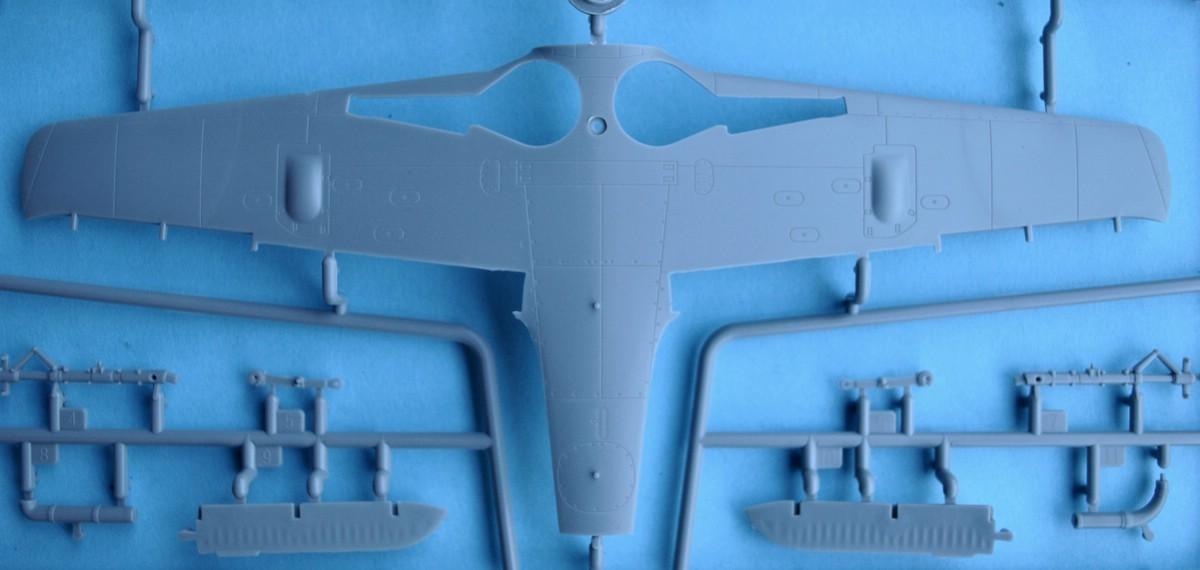 HobbyBoss-81747-FW-190-V18-22 FW 190 V18 von Hobby Boss im Maßstab 1:48 (# 81747 )