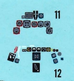 HobbyBoss-81747-FW-190-V18-Decals-1 FW 190 V18 von Hobby Boss im Maßstab 1:48 (# 81747 )