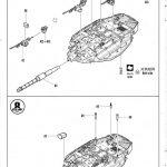 HobbyBoss-82916-Merkava-III-D-26-150x150 Merkava Mk. IIID von HobbyBoss im Maßstab 1:72 (83912)