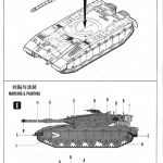 HobbyBoss-82916-Merkava-III-D-27-150x150 Merkava Mk. IIID von HobbyBoss im Maßstab 1:72 (83912)