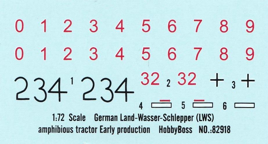 HobbyBoss-82918-Land-Wasser-Schlepper-8 Land Wasser Schlepper von Hobby Boss im Maßstab 1:72 # 82918