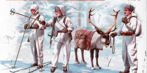 Finnish Riflemen Winter 1940 von ICM (# 35566)