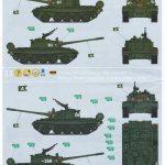 Revell-03304-T-55A-Markierungen.1-150x150 Der neue T-55 A/AM von Revell in 1:72 ( 03304)