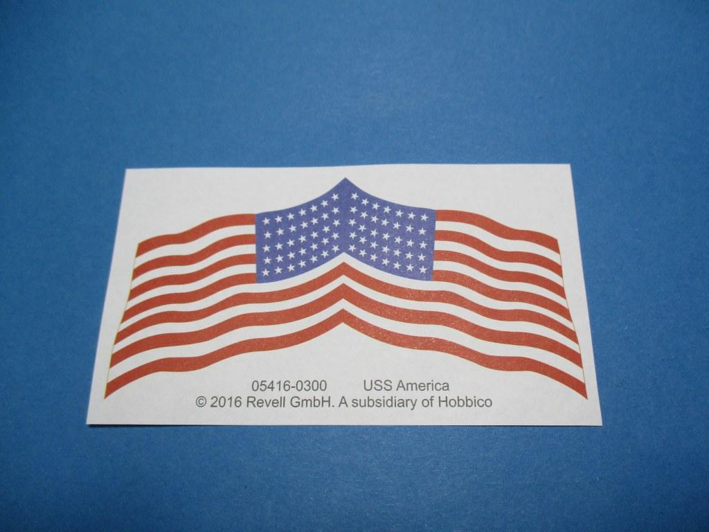 Revell-05416-USS-America-5 Yacht USS America im Maßstab 1:56 von Revell (# 05416 )