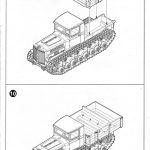 Trumpeter-7120-Komintern-Artillery-tractor-7-150x150 Artillerietraktor Komintern im Maßstab 1:72 von Trumpeter (# 07120 )