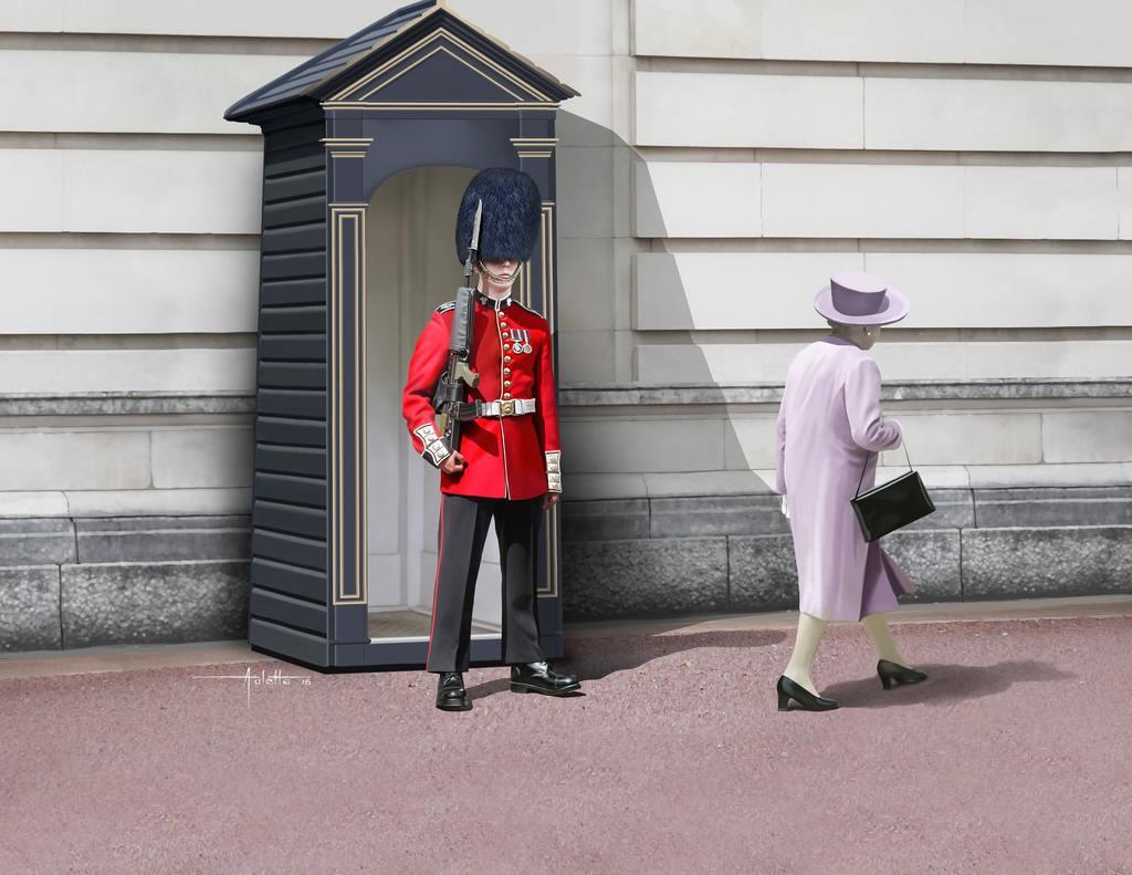 comp_02_02800-Queen_s-Guard Direkt von der Revell Neuheitenshow - die Neuheiten des I. Quartals 2017