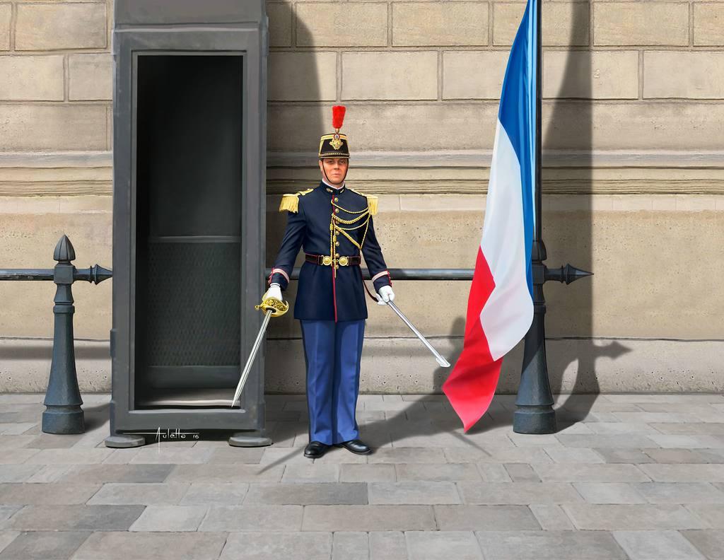 comp_05_02803-French-Guard Direkt von der Revell Neuheitenshow - die Neuheiten des I. Quartals 2017